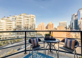 Photo 22: 603 110 7 Street SW in Calgary: Eau Claire Apartment for sale : MLS®# A1154253