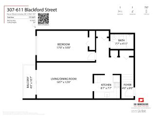 Photo 24: 307 611 BLACKFORD Street in New Westminster: Uptown NW Condo for sale : MLS®# R2596960