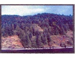 Photo 7: LOT 2 INDIAN ARM BB: Belcarra Land for sale (Port Moody)  : MLS®# V552981