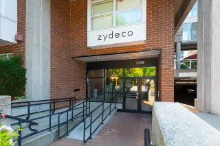 """Photo 2: 211 2768 CRANBERRY Drive in Vancouver: Kitsilano Condo for sale in """"ZYDECO"""" (Vancouver West)  : MLS®# R2598396"""