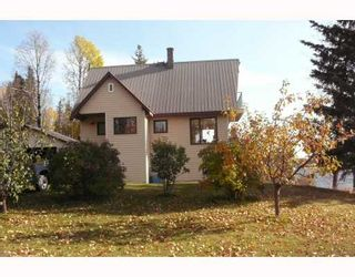 """Photo 1: 56805 BEAUMONT Road in Prince_George: Cluculz Lake House for sale in """"CLUCULZ"""" (PG Rural West (Zone 77))  : MLS®# N189147"""
