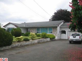 "Photo 1: 838 GLADWIN Road in Abbotsford: Poplar House for sale in ""POPLAR"" : MLS®# F1115123"