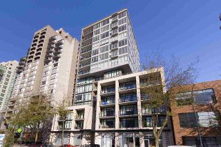 """Photo 1: 604 1252 HORNBY Street in Vancouver: Downtown VW Condo for sale in """"PURE"""" (Vancouver West)  : MLS®# R2552588"""