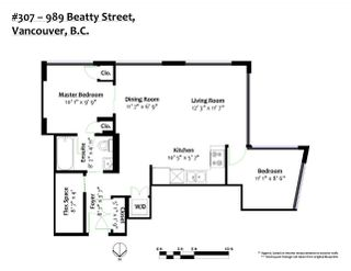 Photo 22: 307 989 BEATTY Street in Vancouver: Yaletown Condo for sale (Vancouver West)  : MLS®# R2621485