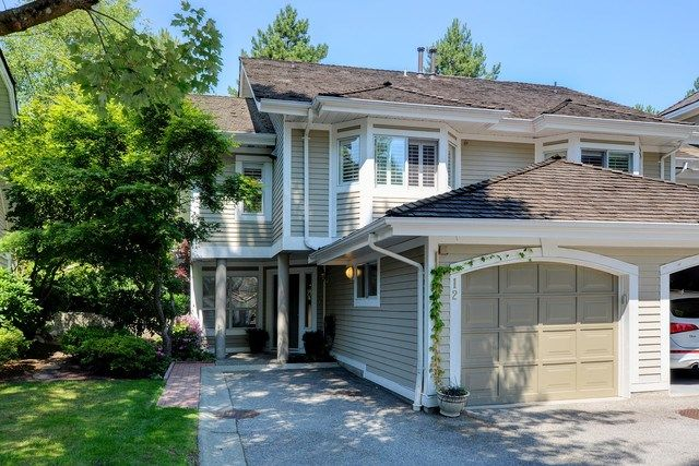 "Main Photo: 12 650 ROCHE POINT Drive in North Vancouver: Roche Point Townhouse for sale in ""RAVEN WOODS"" : MLS®# R2189314"