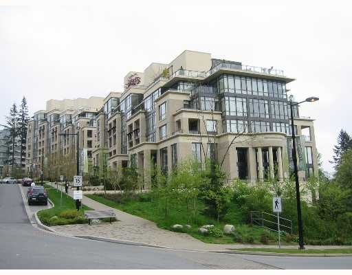 """Main Photo: 401 9320 UNIVERSITY Crescent in Burnaby: Simon Fraser Univer. Condo for sale in """"ONE UNIVERSITY CRESCENT"""" (Burnaby North)  : MLS®# V646533"""
