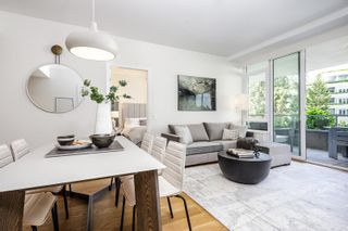 """Photo 5: 305 788 ARTHUR ERICKSON Place in West Vancouver: Park Royal Condo for sale in """"Evelyn by Onni"""" : MLS®# R2597898"""