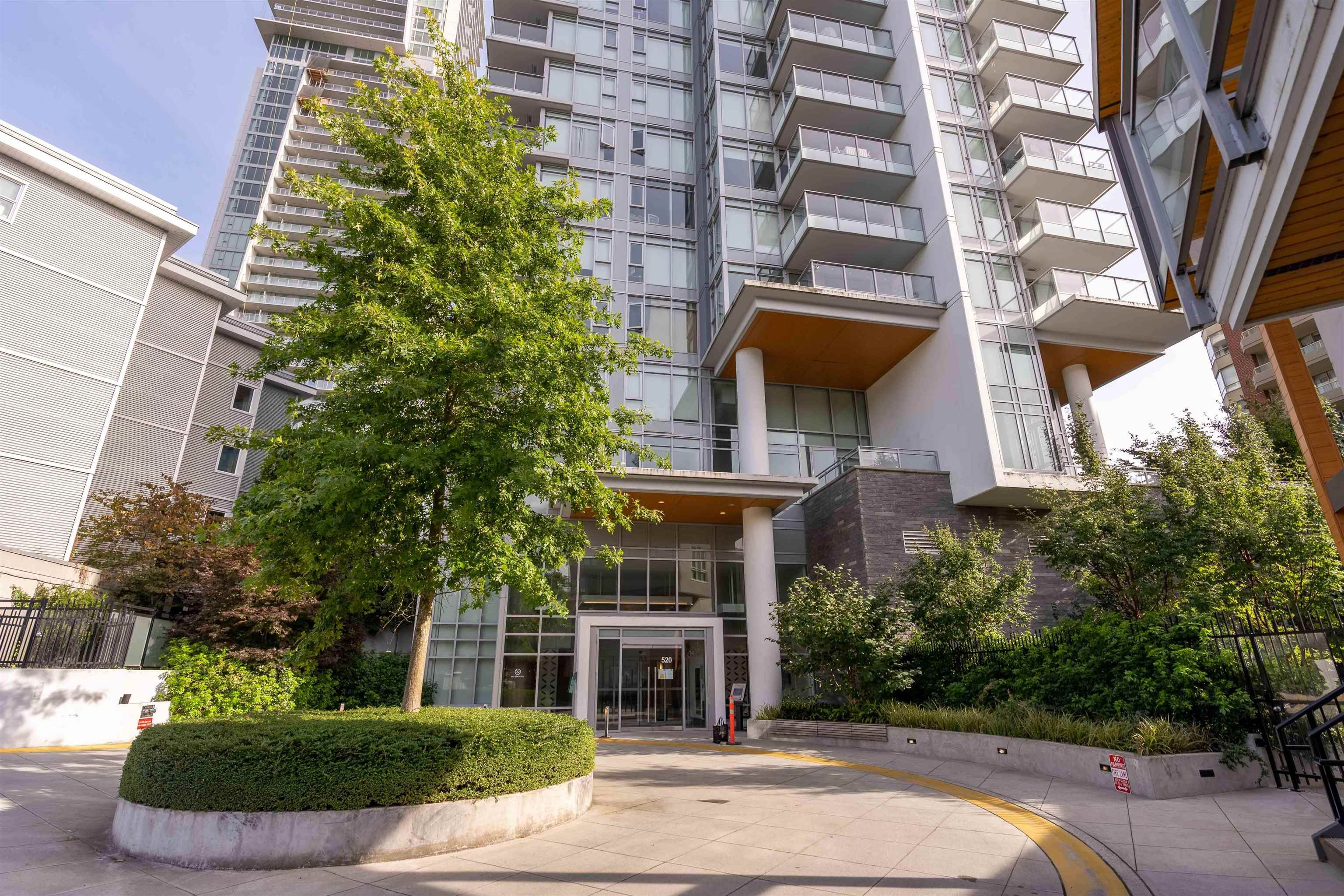 """Main Photo: 1402 520 COMO LAKE Avenue in Coquitlam: Coquitlam West Condo for sale in """"The Crown"""" : MLS®# R2619020"""