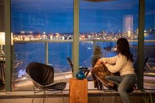 """Photo 26: 1401 120 W 2ND Street in North Vancouver: Lower Lonsdale Condo for sale in """"The Observatory"""" : MLS®# R2526275"""