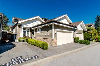 """Photo 1: 64 14655 32 Avenue in Surrey: Elgin Chantrell Townhouse for sale in """"Elgin Pointe"""" (South Surrey White Rock)  : MLS®# R2496282"""
