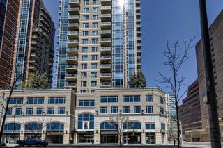 Photo 1: 803 910 5 Avenue SW in Calgary: Downtown Commercial Core Apartment for sale : MLS®# A1085274