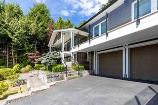 Photo 3: 4345 WOODCREST ROAD in West Vancouver: Cypress Park Estates House for sale : MLS®# R2612056