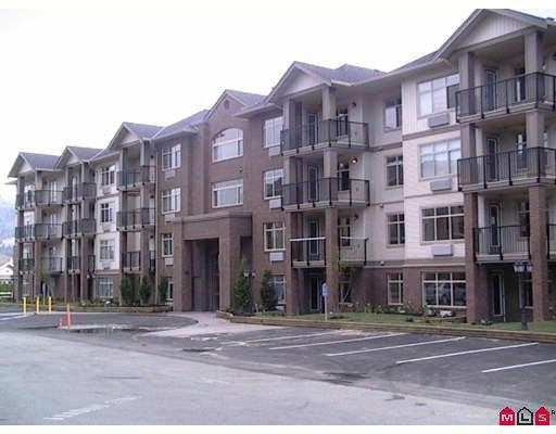 "Main Photo: 203 45753 STEVENSON Road in Sardis: Sardis East Vedder Rd Condo for sale in ""PARK PLACE 2"" : MLS®# H2900141"