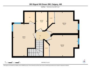 Photo 31: 203 Signal Hill Green SW in Calgary: Signal Hill Row/Townhouse for sale : MLS®# A1070915