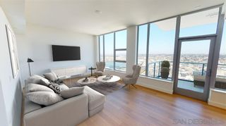 Photo 1: DOWNTOWN Condo for rent : 2 bedrooms : 1388 KETTNER BLVD #3602 in San Diego
