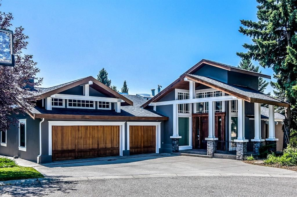 Main Photo: 12715 Canso Place SW in Calgary: Canyon Meadows Detached for sale : MLS®# A1130209