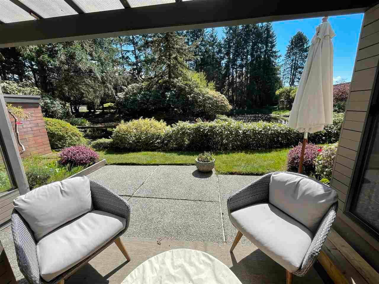 """Main Photo: 6538 PINEHURST Drive in Vancouver: South Cambie Townhouse for sale in """"LANGARA ESTATES"""" (Vancouver West)  : MLS®# R2589176"""