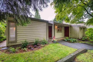 """Main Photo: 7310 CELISTA Drive in Vancouver: Champlain Heights Townhouse for sale in """"THE MEADOWS"""" (Vancouver East)  : MLS®# R2592778"""