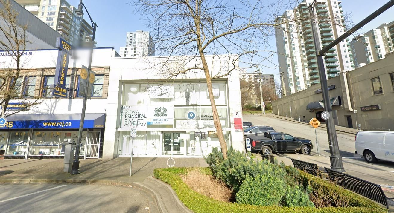 Main Photo: 511 COLUMBIA Street in New Westminster: Downtown NW Land Commercial for sale : MLS®# C8040468