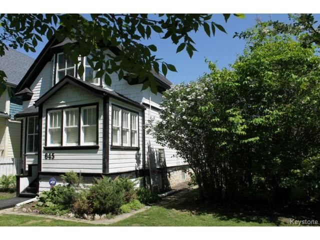 FEATURED LISTING: 645 Ashburn Street WINNIPEG