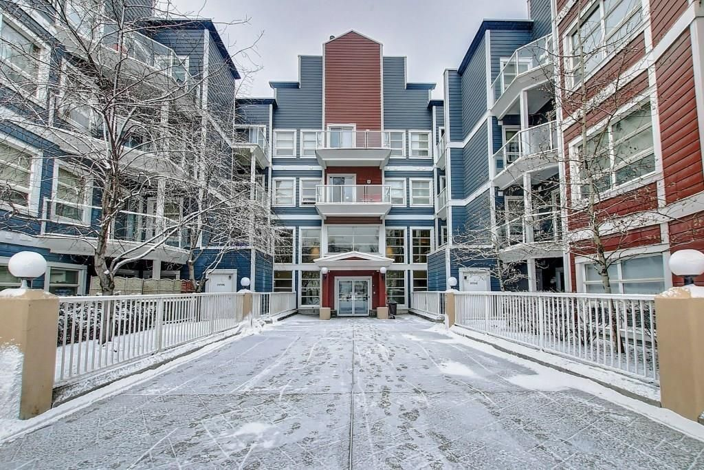 Main Photo: 263 333 RIVERFRONT Avenue SE in Calgary: Downtown East Village Apartment for sale : MLS®# C4241049