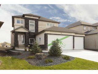 Photo 2: 35 Stan Bailie Drive in Winnipeg: Residential for sale : MLS®# 1400833