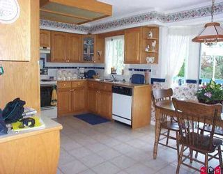 """Photo 2: 9385 159TH ST in Surrey: Fleetwood Tynehead House for sale in """"BEL AIR ESTATES"""" : MLS®# F2520001"""