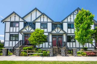 """Photo 1: 23 16361 23A Avenue in Surrey: Grandview Surrey Townhouse for sale in """"SWITCH"""" (South Surrey White Rock)  : MLS®# R2583742"""