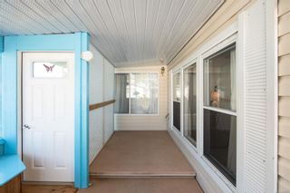 Photo 22: 50 7701 Central Saanich Rd in : CS Hawthorne Manufactured Home for sale (Central Saanich)  : MLS®# 885603