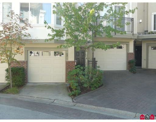 """Main Photo: 23 15450 101A Avenue in Surrey: Guildford Townhouse for sale in """"canterbury"""" (North Surrey)  : MLS®# F2920871"""