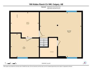 Photo 34: 106 Hidden Ranch Circle NW in Calgary: Hidden Valley Detached for sale : MLS®# A1139264