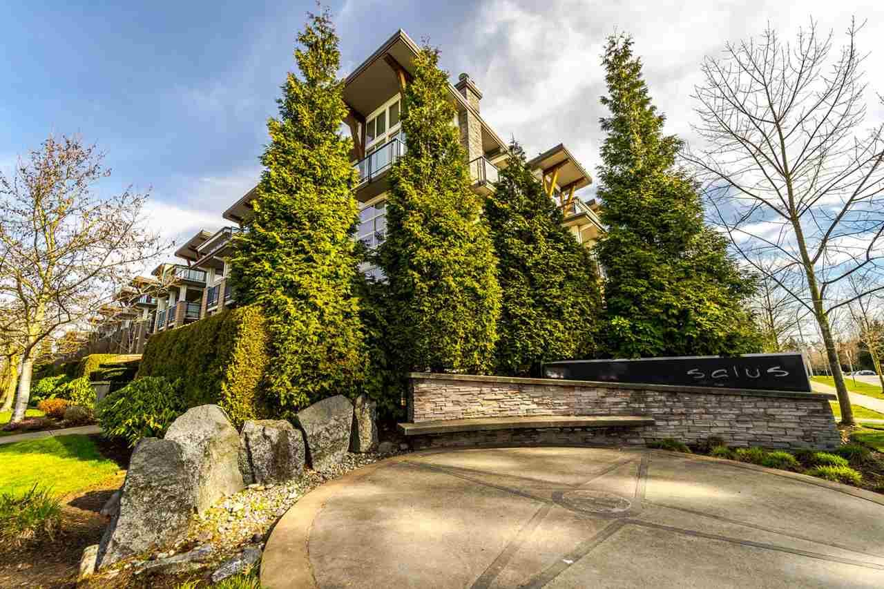 Main Photo: 323 6628 120 STREET in : West Newton Condo for sale : MLS®# R2248349