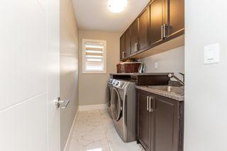 Photo 38: 16615 18 Avenue in Edmonton: Zone 56 House for sale : MLS®# E4246800