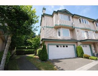 "Photo 1: 17 22800 WINDSOR Court in Richmond: Hamilton RI Townhouse for sale in ""PARC SAVANNAM"" : MLS®# V723436"