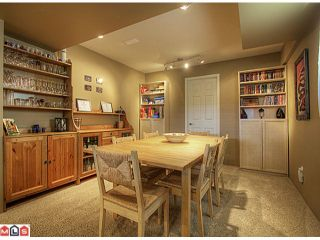 """Photo 21: 2249 WILLOUGHBY Way in Langley: Willoughby Heights House for sale in """"Langley Meadows"""" : MLS®# F1215714"""