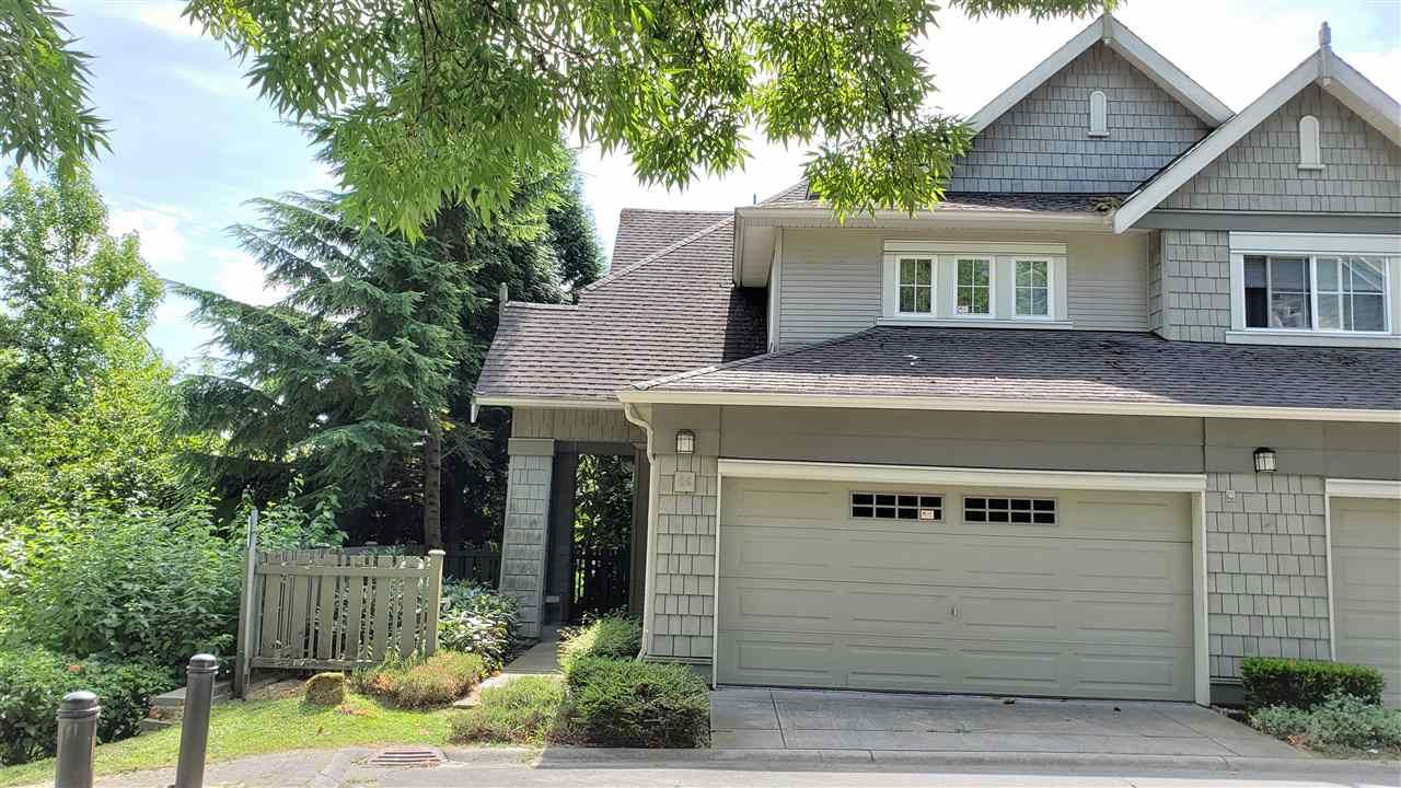 """Main Photo: 56 2978 WHISPER Way in Coquitlam: Westwood Plateau Townhouse for sale in """"WHISPER RIDGE"""" : MLS®# R2490542"""