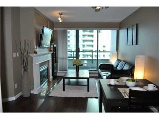 Photo 2: 801 6611 SOUTHOAKS Crescent in Burnaby: Highgate Condo for sale (Burnaby South)  : MLS®# V947277