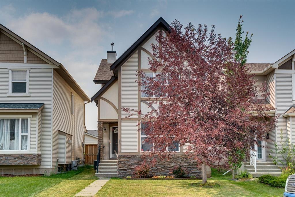 Main Photo: 252 Silverado Range Close SW in Calgary: Silverado Detached for sale : MLS®# A1125345