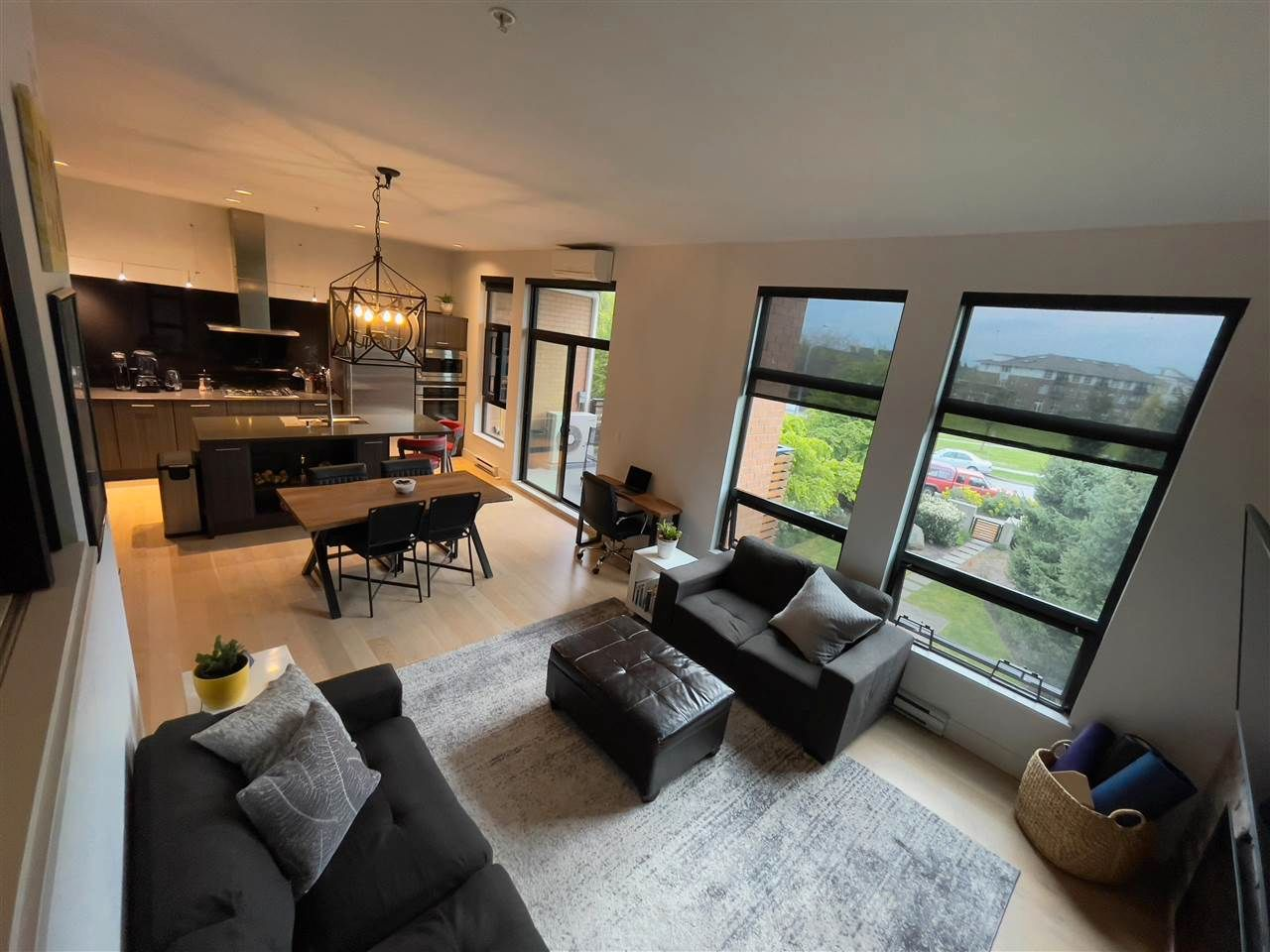 Photo 9: Photos: 205 220 SALTER Street in New Westminster: Queensborough Condo for sale : MLS®# R2588294