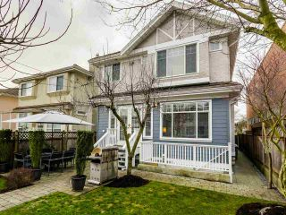"""Photo 20: 7806 HUDSON Street in Vancouver: Marpole House for sale in """"MARPOLE/SOUTH GRANVILLE"""" (Vancouver West)  : MLS®# R2028896"""