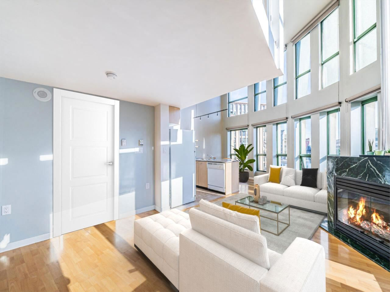 """Main Photo: 503 1 E CORDOVA Street in Vancouver: Downtown VE Condo for sale in """"CARRALL STATION"""" (Vancouver East)  : MLS®# R2583690"""