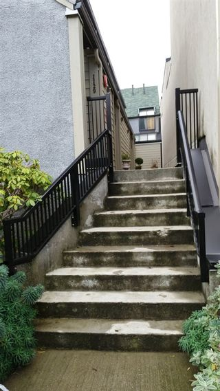 "Photo 2: 1133 W 8TH Avenue in Vancouver: Fairview VW Townhouse for sale in ""FAIRVIEW ONE"" (Vancouver West)  : MLS®# R2019523"