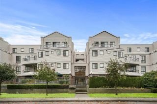 Photo 1: 410 2357 WHYTE AVENUE in Port Coquitlam: Central Pt Coquitlam Condo for sale : MLS®# R2517584