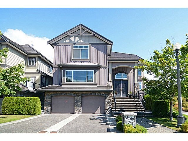 Main Photo: 3265 CAMELBACK LN in Coquitlam: Westwood Plateau House for sale : MLS®# V1136558