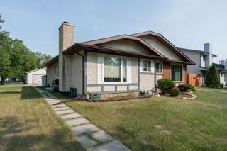 Main Photo: 34 Sanford Fleming in : Transcona Single Family Attached for sale (3K)