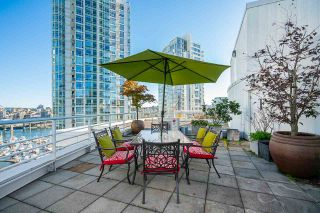 Photo 27: 1702 189 DAVIE STREET in Vancouver: Yaletown Condo for sale (Vancouver West)  : MLS®# R2504054