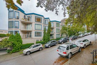 """Main Photo: 206 2288 LAUREL Street in Vancouver: Fairview VW Condo for sale in """"PARKVIEW TERRACE"""" (Vancouver West)  : MLS®# R2626320"""