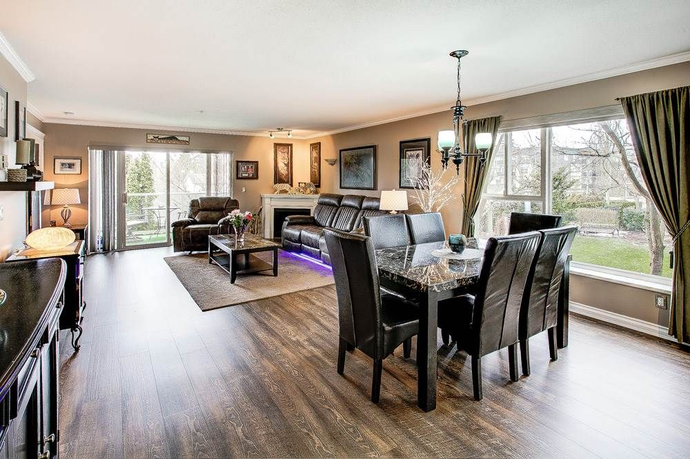"Main Photo: 214 22255 122 Avenue in Maple Ridge: West Central Condo for sale in ""MAGNOLIA GATE"" : MLS®# R2539586"