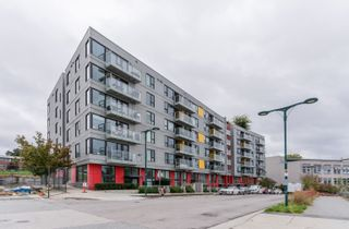 Photo 1: 704 384 E 1ST Avenue in Vancouver: Strathcona Condo for sale (Vancouver East)  : MLS®# R2620551