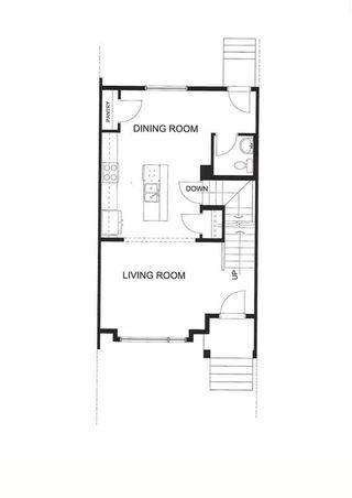 Photo 2: 1039 Lanark Boulevard SE: Airdrie Row/Townhouse for sale : MLS®# C4305194